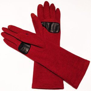 Echo Touch Basic Glove w/ Leather Palm 13in.
